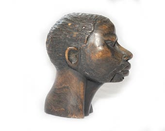 Prime Hand Sculpted Tribal African Sculpture
