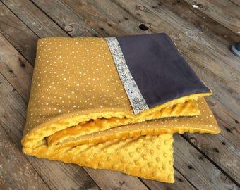 Fleece blanket, quilt