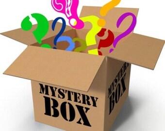 Mystery BOX BUNDLE - 3 pc / 5 pc / 8 pc