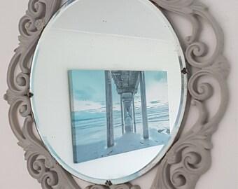 Beautiful Antique Atsonea Rococco Style Mirror