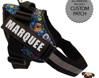 Rigadoo custom dog harness