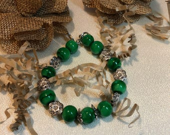 Jennifer Breaded Bracelet