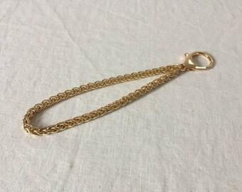 Small Gold Purse Chain