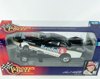 Winners Circle 1997 Funny Car Series Chuck Etchells 1/24 Scale Diecast Car