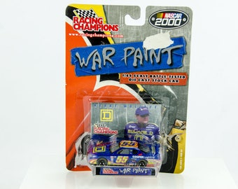 Racing Champions War Paint Kenny Wallace #55 1/64 Diecast Car