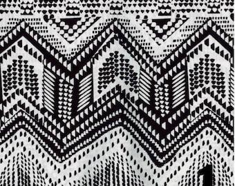 Large Black & White Messenger Bags for Women