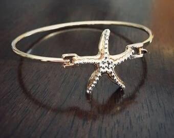 Caviar Starfish Bracelet