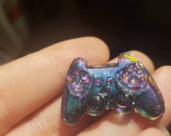 Magic Colour Shifting Mermaid Controller Pin