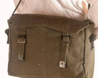 army surplus/military field bag