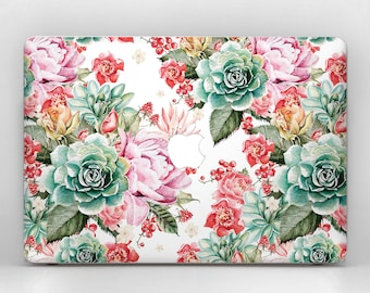 Succulent Laptop Decal Laptop Skin MacBook Case MacBook Air Cactus Laptop Case MacBook Skin MacBook Air Case MacBook Pro 13 MacBook Air 11