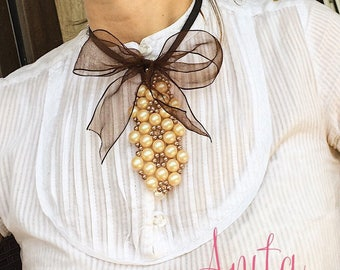 Necklace tie