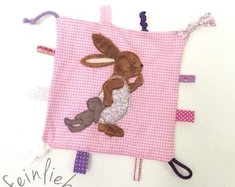 Cuddle cloth Bunny girl