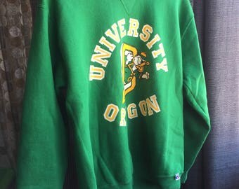 Vintage University of Oregon
