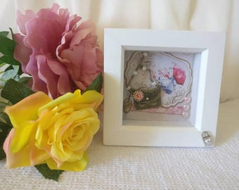 I Love You Box Frame Picture/Gift