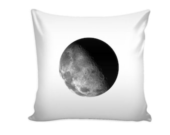 Moon Pillow Cover 16 X 16