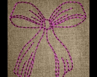 "Embroidery File ""Ribbon"""