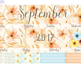 Full September Monthly Kit Including 4 Mini-Weekly Kits