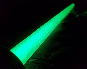Star Wars Custom Luke Green Black Series Force FX Lightsaber Realistic Effect Blade Cover  *Lightsaber IS NOT included* Please read