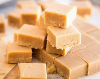 Old Fashioned Peanut Butter Fudge/Peanut Butter/Fudge/Candy/Cookies/Truffles/Cake/Candy Gifts/Wedding Favors/Wedding Truffles/Chocolate