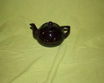small vintage teapot