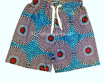 Owura Boys Swim Trunks