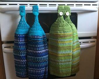 Handmade everyday kitchen towels