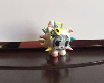 Tokidoki Spikey Cat