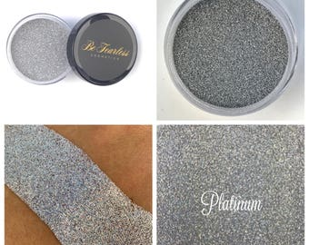 Platinum - Cosmetic Glitter, Loose Glitter