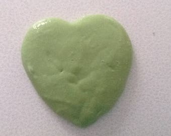 Frog green slime