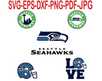 Seattle Seahawks.Svg,eps,dxf,png,png,jpg.