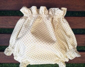 Baby shorts. Cubrepañal Panties. Baby Diaper Covert