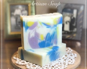 Whisper in the Wind - Artisan Soap - handmade in Texas by Tell it to the Bee - *VEGAN