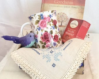 Goodness Tea Basket