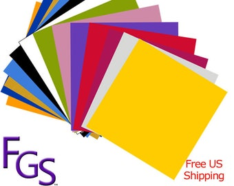 Fusible Enamel Decal 23 Color Kit Fused Glass Ceramic Waterslide