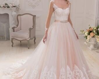 Wedding dress wedding dress bridal gown ROUSE