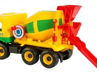 Toy Mixer - Gift for Children, Kids, Teens, Boys - Unique Handmade Design