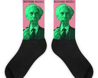 Bertrand Russell Socks