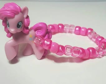My little pony pinkypie kandi single