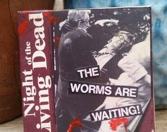 Night of the Living Dead, Ceramic Coaster