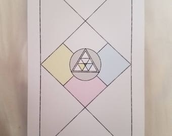 Daily Oracle Card Draw *PDF Reading*