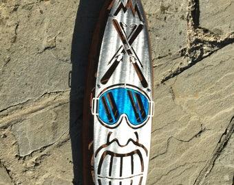 "18"" Northern Tiki Ski (limited run)"