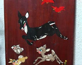 Bambi Painting