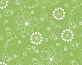 170054 Green Doodles, Kimberbell Basics by Kim Christopherson Collection