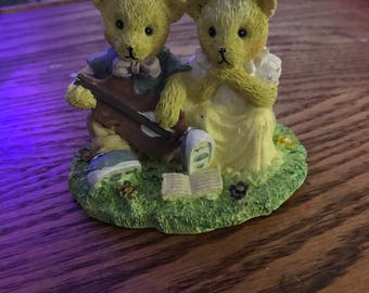 Avery collection collectible bear