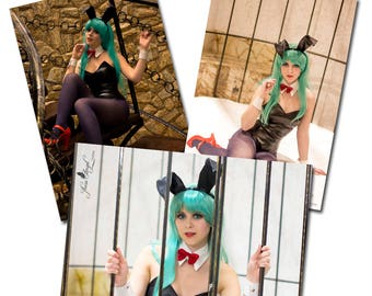 Bulma Bunny SET: 3x Prints | 20x30cm