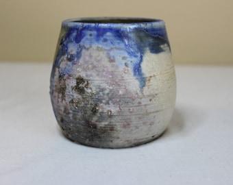 Handmade Anagama cup