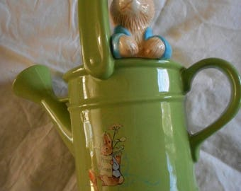 Beatrix Potter Ceramic Watering Can