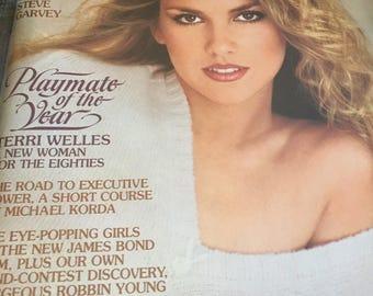 June 1981 Playboy Magazine