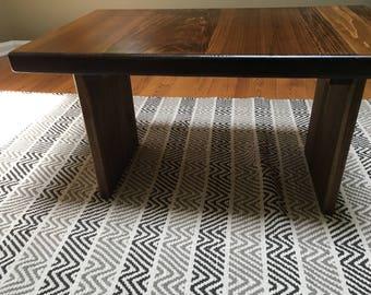 Poplar Wood Kids Table