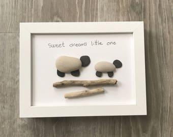 Animal Pebble Art Etsy